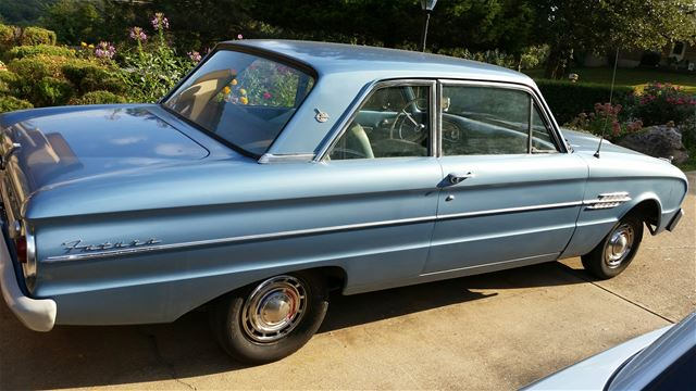 1962 Ford Falcon For Sale St Robert Missouri