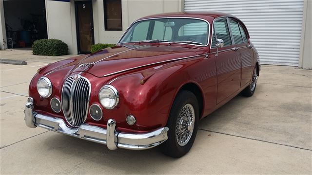 1964 jaguar mk2 3 8 for sale edgewater florida. Black Bedroom Furniture Sets. Home Design Ideas