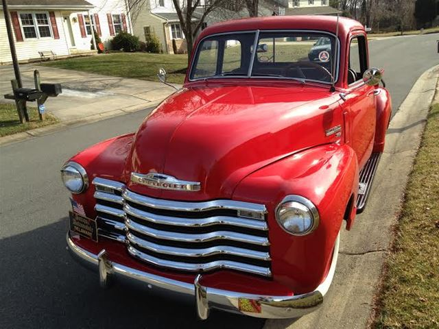 1949 Chevrolet Thriftmaster