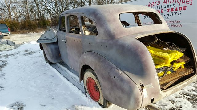 1949 Buick Sedan for sale