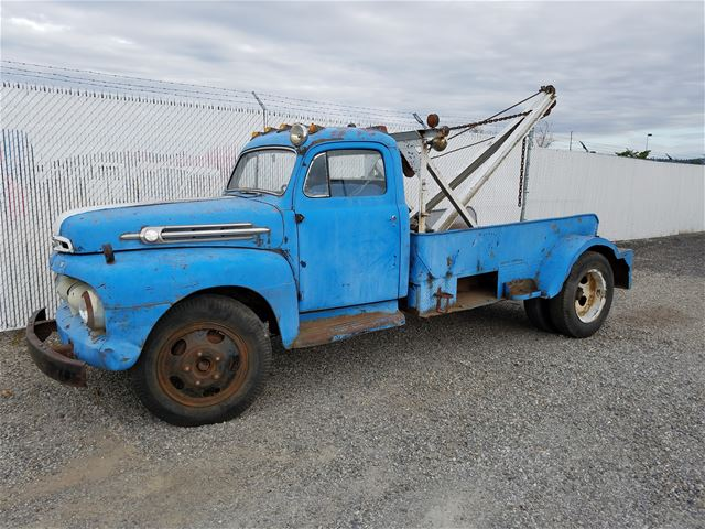 1952 Ford F6 for sale