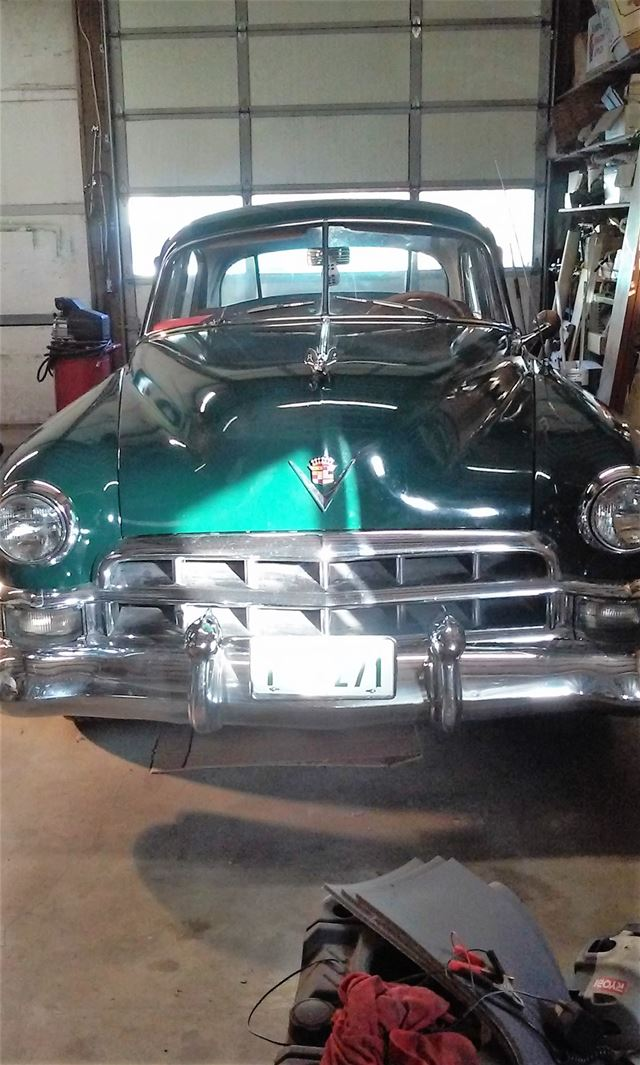 1949 Cadillac Fleetwood for sale