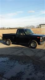 1987 Ford F150 Flareside For Sale Bloomington, Indiana