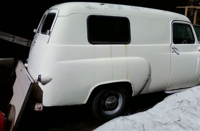 1954 Dodge Panel Truck for sale