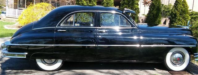 1950 Packard Super Eight for sale