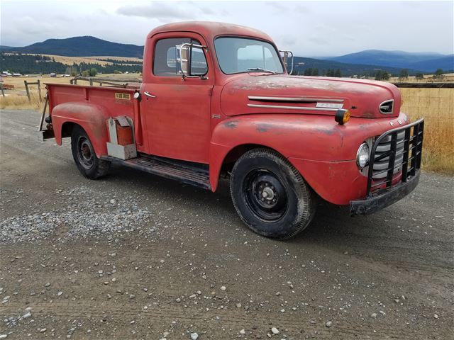 1949 Ford F3 for sale