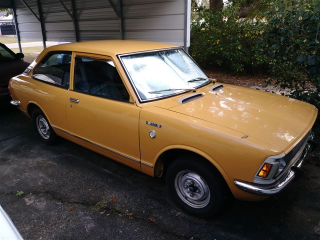 1972 toyota corolla for sale milton florida. Black Bedroom Furniture Sets. Home Design Ideas