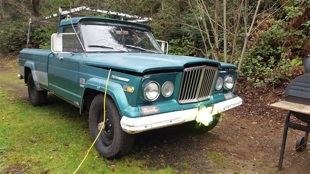 1966 Jeep Gladiator for sale