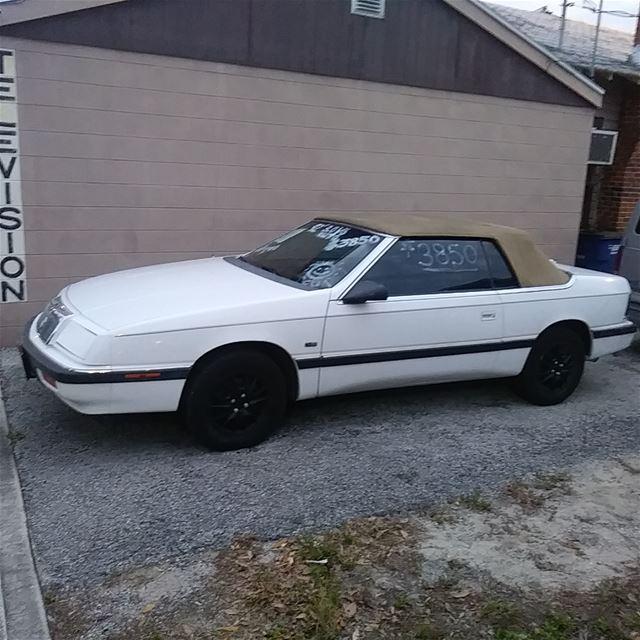 1992 Chrysler LeBaron For Sale Sebring, Florida