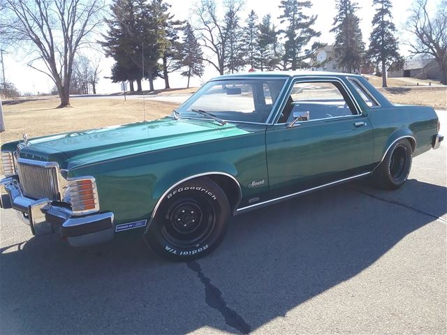 1977 Mercury Monarch for sale