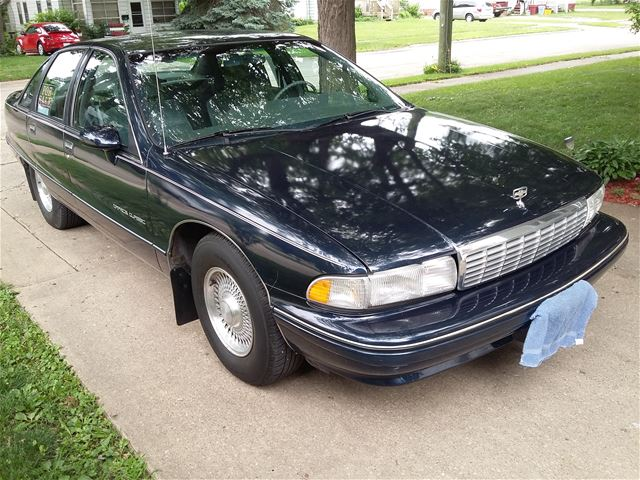 1991 Chevrolet Caprice for sale