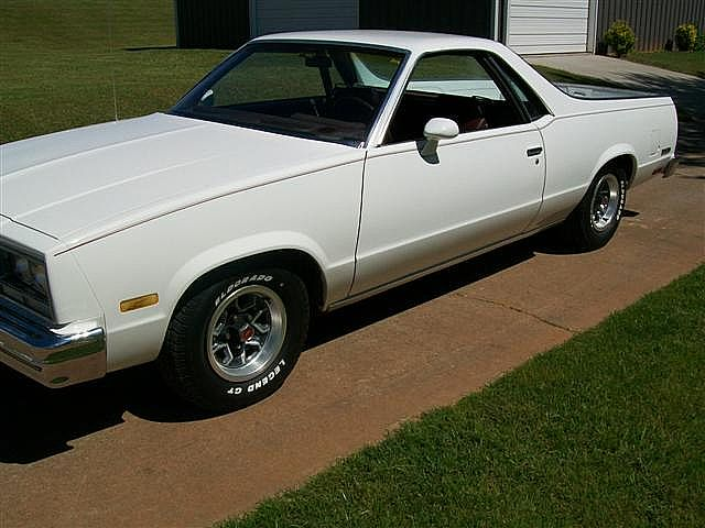 1982 Chevrolet El Camino for sale