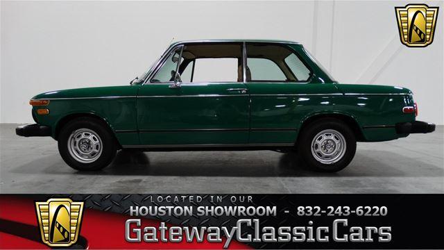 1976 Bmw 2002 For Sale Houston Texas