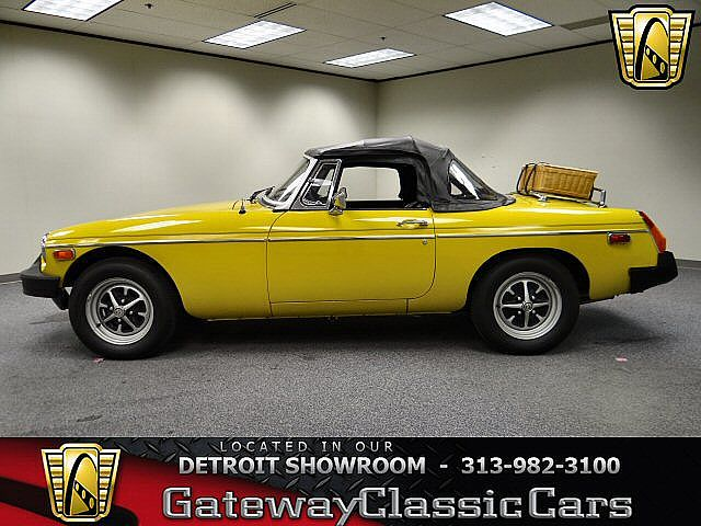 1979 MG MGB for sale