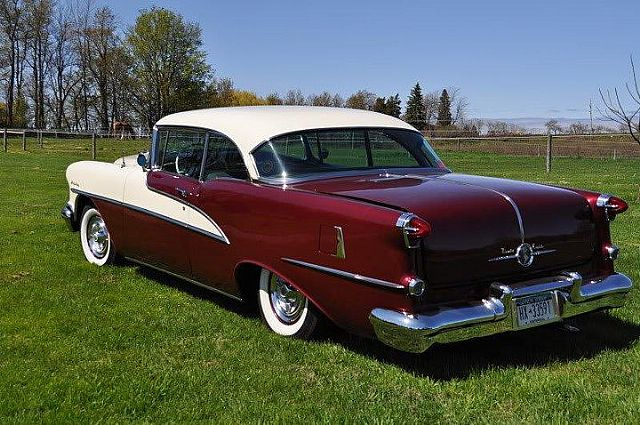 1955 Oldsmobile Holiday 98