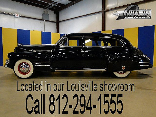 1941 Cadillac Series 67 for sale