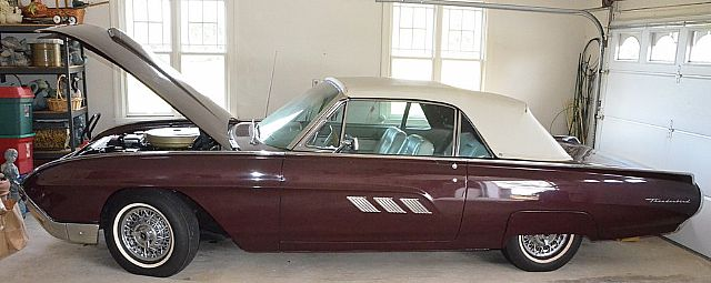 1963 Ford Thunderbird for sale