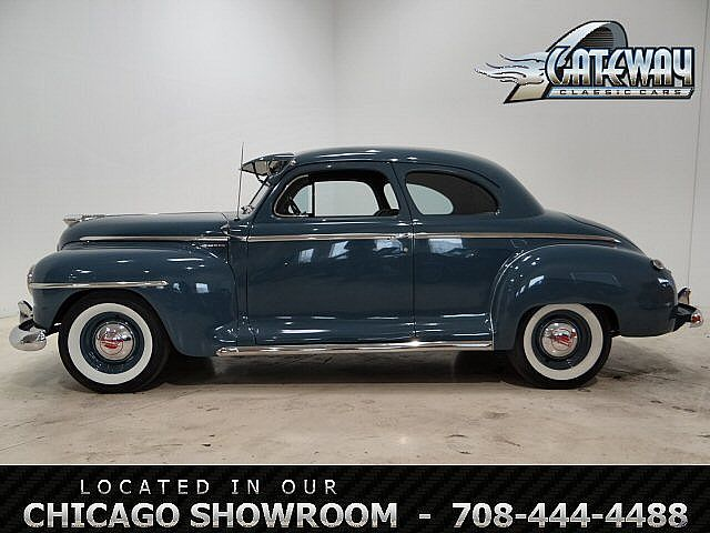 1948 Plymouth Super Deluxe for sale