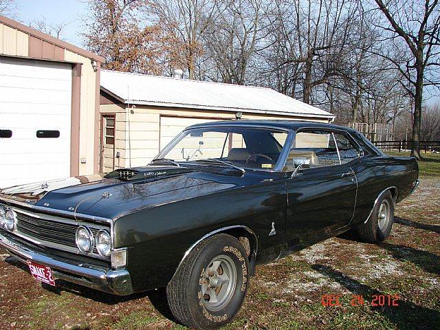1969 Ford Fairlane for sale