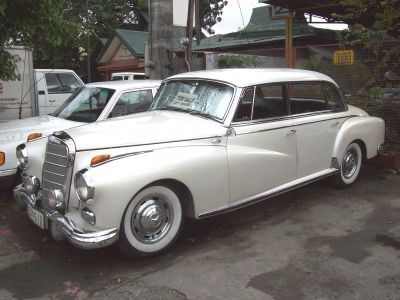 1959 Mercedes 300 for sale
