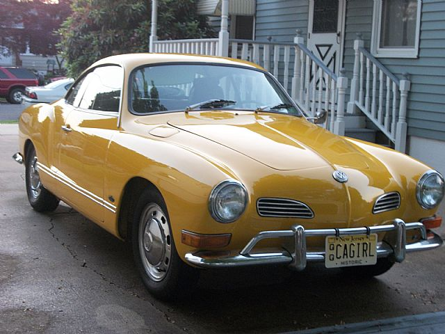 1970 Volkswagen Karmann Ghia for sale