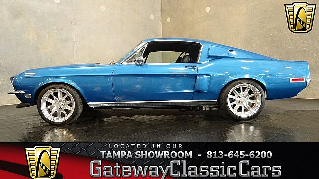 1968 Ford Mustang Fastback For Sale Ruskin, Florida