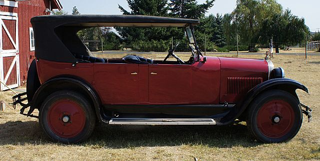1926 Dodge Touring for sale