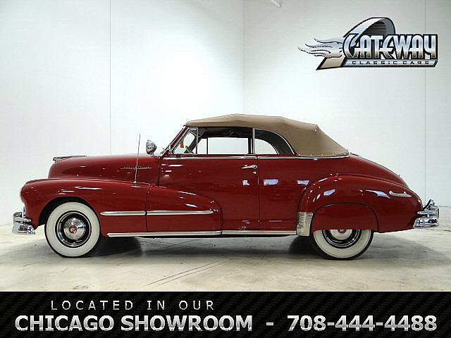 1948 Pontiac Silver Streak for sale