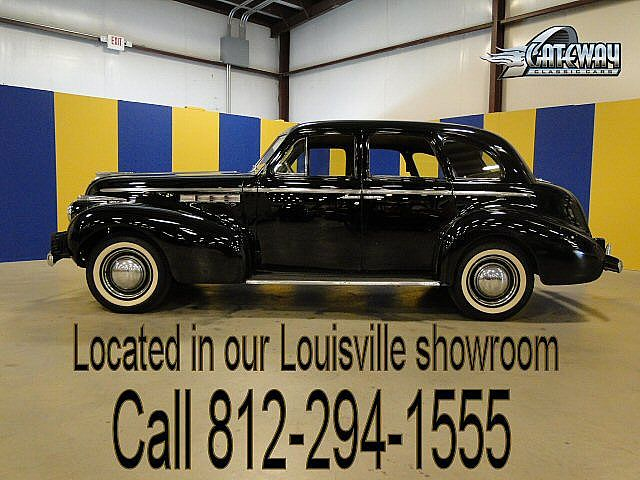 1940 Buick Special for sale