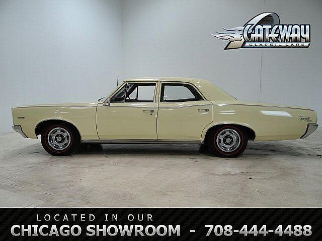 1966 Pontiac Tempest for sale