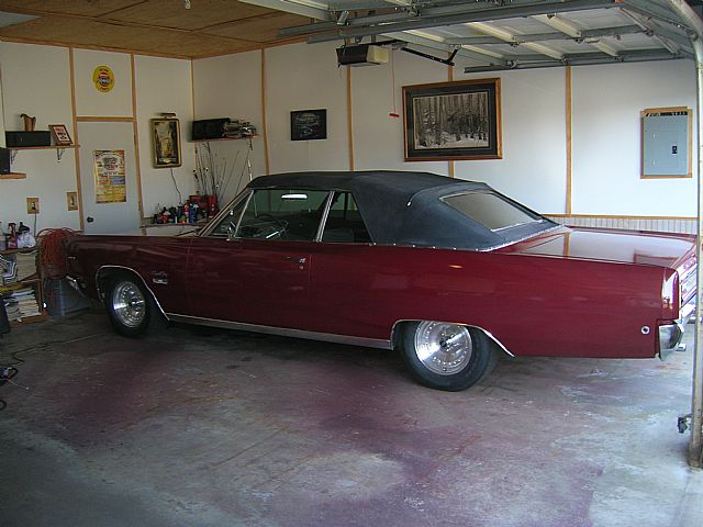 1968 Plymouth Sport Fury for sale