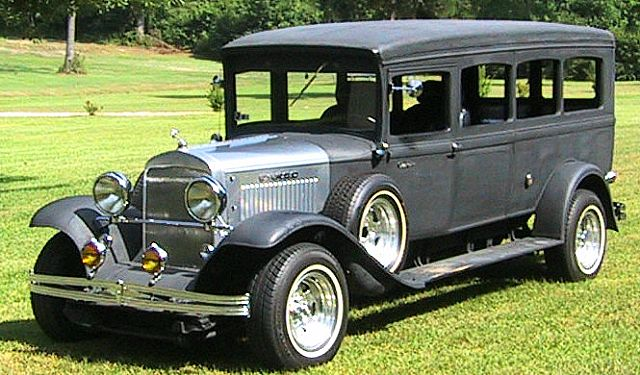1929 Fargo Caravan for sale