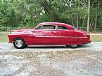 1949 Mercury Chopped Coupe