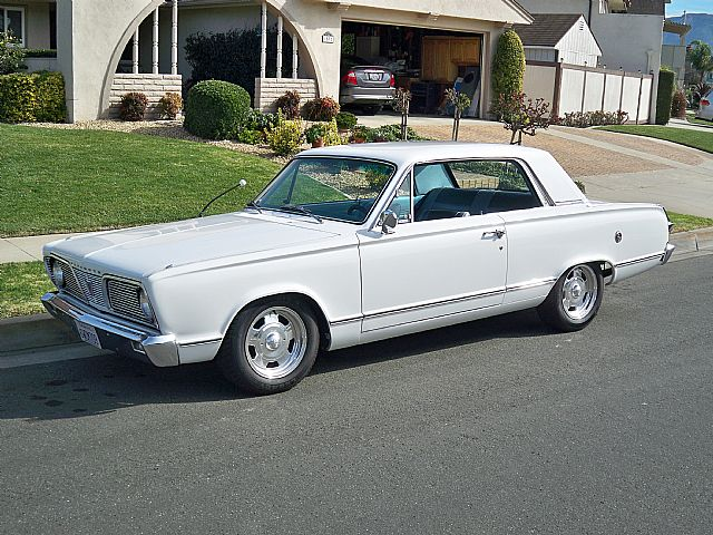 1966 Plymouth Valiant For Sale Camarillo California
