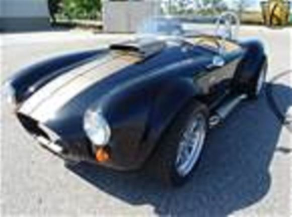 Shelby Cobra For Sale: Classic Cobras | Collector Car Ads