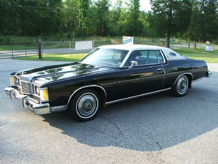 1974 Ford LTD for sale