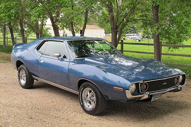1972 amc javelin amx for sale fort collins colorado. Black Bedroom Furniture Sets. Home Design Ideas