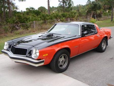 1975 chevrolet camaro for sale naples florida. Black Bedroom Furniture Sets. Home Design Ideas