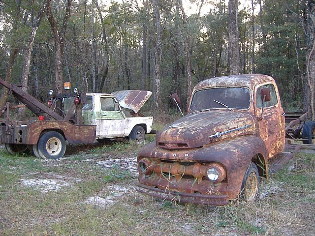 1952 Ford F2 for sale