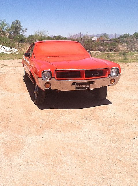 1968 AMC Javelin for sale