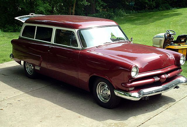 1953 Ford Ranch Wagon for sale