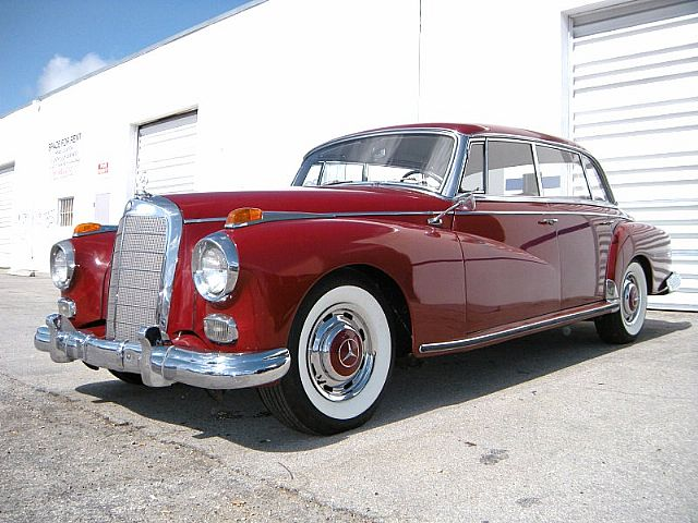 1959 Mercedes 300D for sale