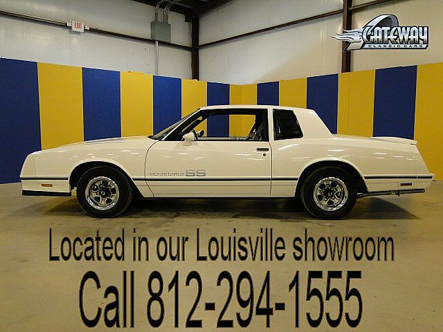 1983 Chevrolet Monte Carlo for sale