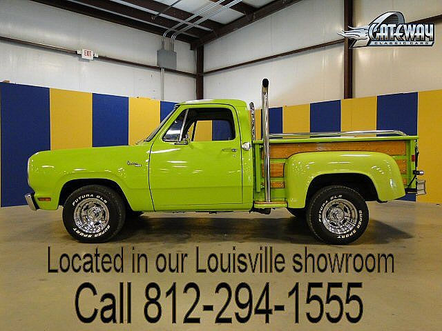1973 Dodge D100 for sale