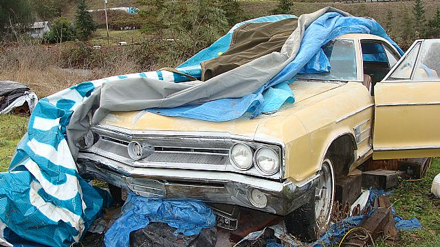 1965 Buick Wildcat for sale