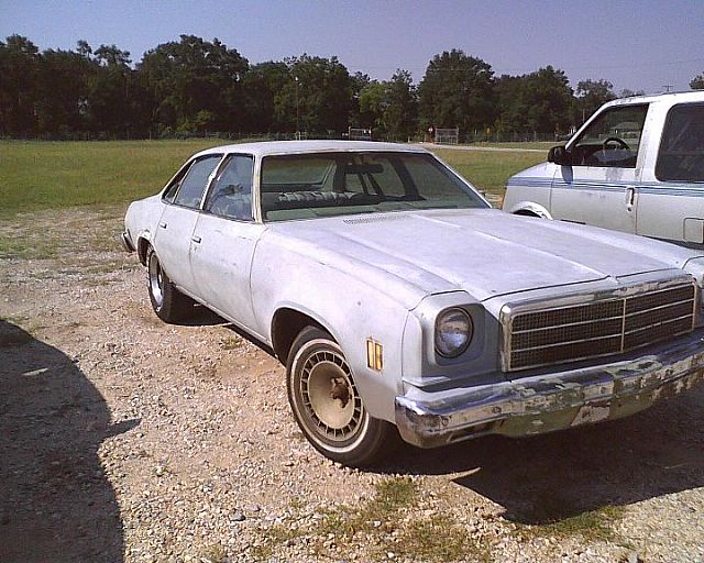 1974 Chevrolet Malibu for sale