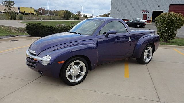 2003 Chevrolet SSR for sale