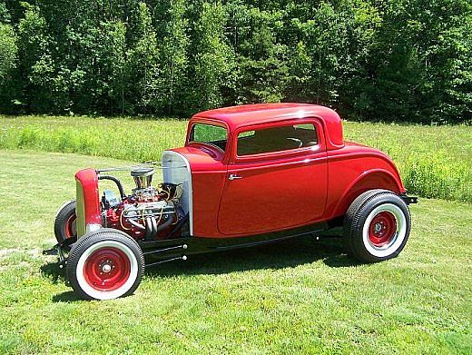 1932 ford coupe for sale elkhart indiana. Black Bedroom Furniture Sets. Home Design Ideas