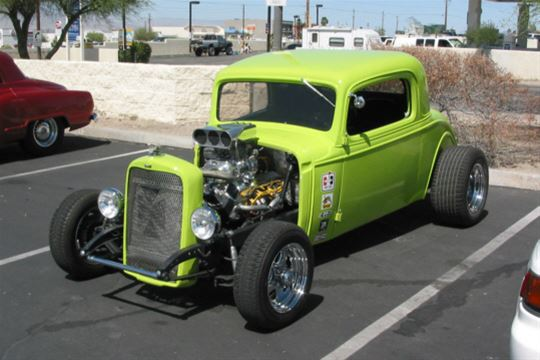 1933 Chevrolet 3 Window for sale