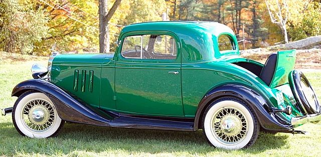 1933 Chevrolet Master for sale